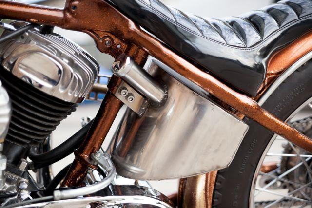 WLA Chopper | Herzbube Motorcycles